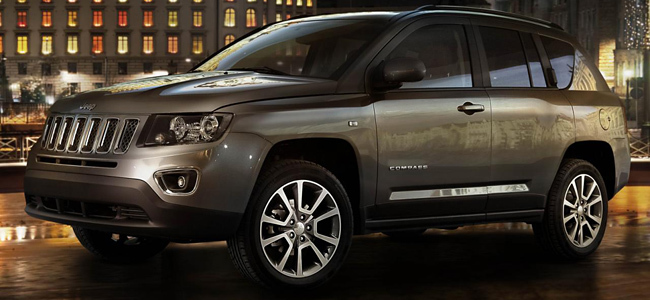 Jeep mostrará el Compass 2014 europeo en Ginebra