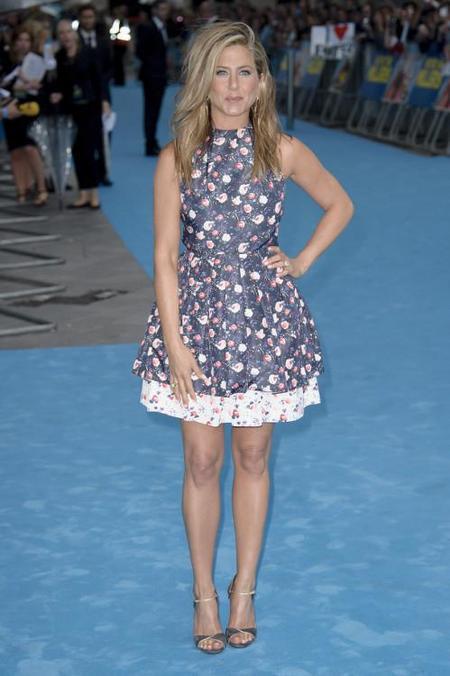 Pues va a ser que sí que tenemos embarazada a Jennifer Aniston