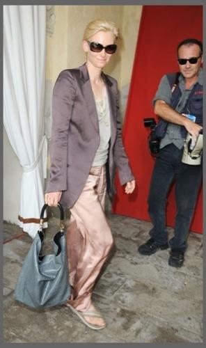 Festival de Venecia 2009 Tilda Swinton III