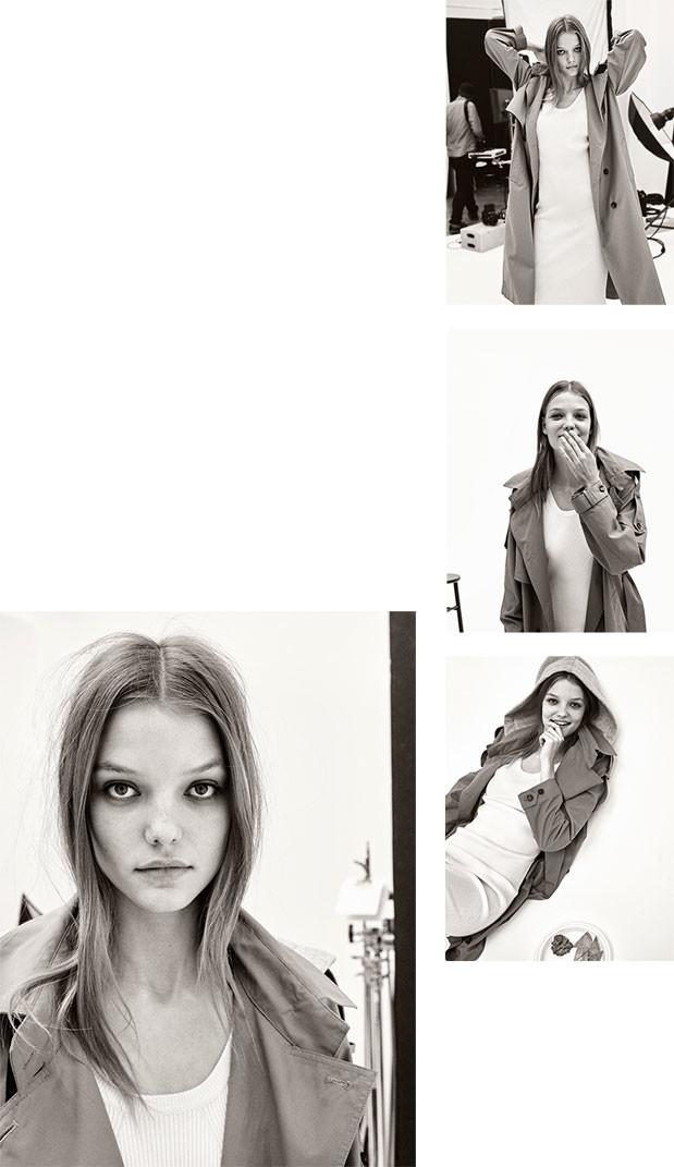 Zara TRF 'Silhouettes'