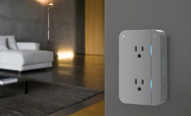 Smart Outlet 01b