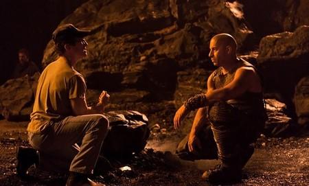 David Twohy con Vin Diesel