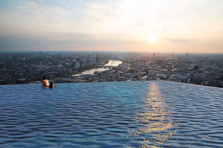 Piscinas infinity Londres