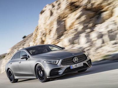 Mercedes-Benz CLS Coupé 2018, la tercera generación, mucho más tecnológica