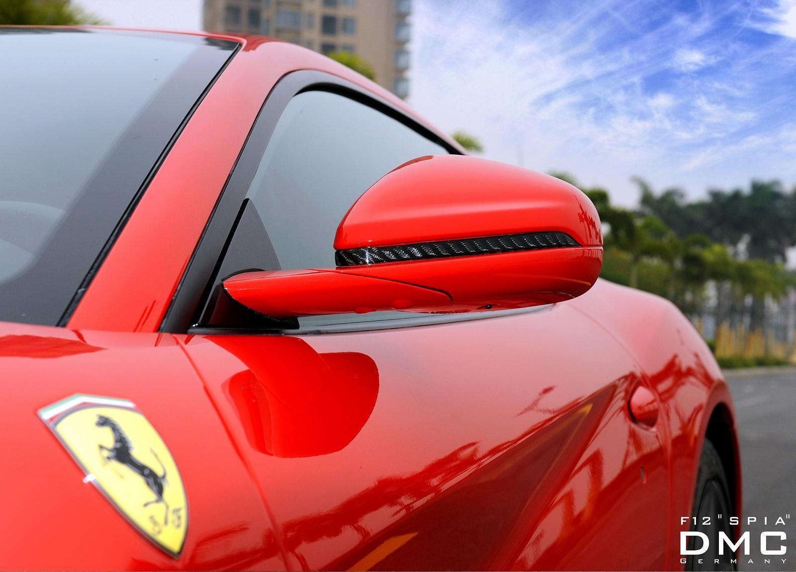 Foto de DMC Ferrari F12 Berlinetta Spia (8/10)