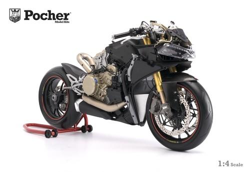 Pocher se pasa a las motos con esta impresionante Ducati Panigale 1299S