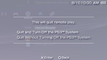 Nueva actualización del firmware de PSP a la versión 3.95
