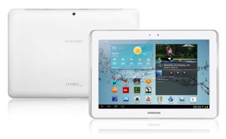 Samsung Galaxy Tab 2 comienza su andadura en varios sabores