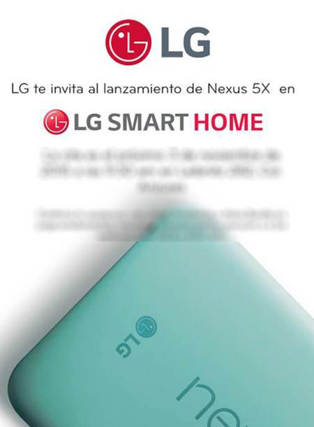 Nexus 5x Mexico