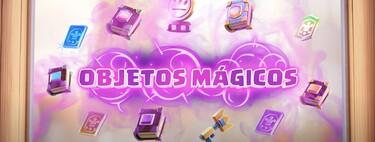 Lista de objetos mágicos de Clash Royale y para qué sirven