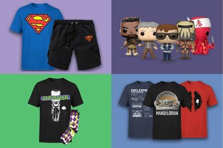 Frikimania en Zavvi: packs con descuentos y rebajas en ropa y figuras de colección DC Comics, Marvel o Harry Potter