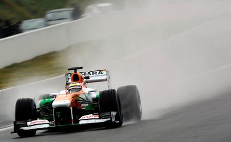Jules Bianchi Test BCN 2013