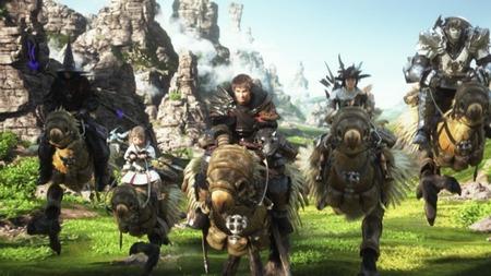 Square Enix anuncia oficialmente en lanzamiento de 'Final Fantasy XIV: A Realm Reborn' y lo acompaña de un tráiler