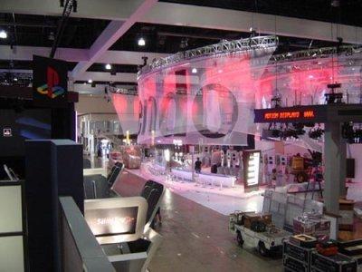 E3, primera foto del stand de Nintendo