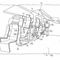 Airbus tiene una nueva idea para meter más pasajeros en un avión: poner unos encima de otros