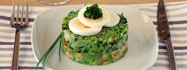 Tu dieta semanal con Vitónica: menú ligero previo a la Navidad