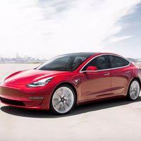 Así queda el Tesla Model 3 cuya compra tiene la ayuda de 5000 dólares del plan iZEV: 150 Km de autonomía limitada por software