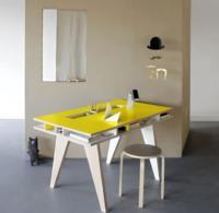 Ocho escritorios de diseño con los que cambiar el 'look' de tu estudio