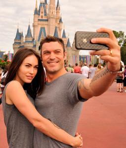 Megan Fox y Brian Austin Green van a por el segundo