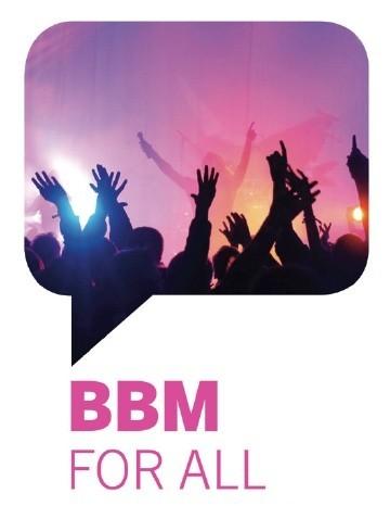 BlackBerry Messenger estará disponible para Android el 21 de septiembre y para iOS al día siguiente