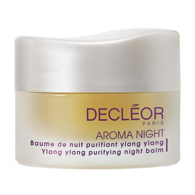 Decleor Aromessence Ylang Ylang Purifying Night Balm With Essential Oils