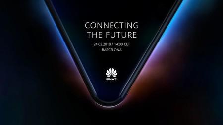 Huawei presentará su primer smartphone plegable en el MWC 2019 el 24 de febrero, y así sería su diseño