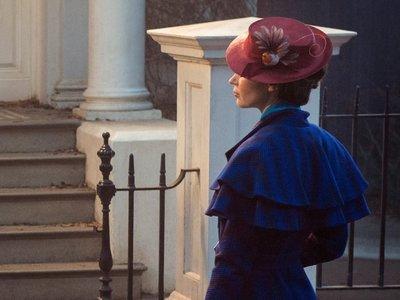 Ya tenemos la primera imagen de Emily Blunt como Mary Poppins