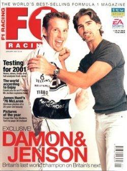 Damon Hill opina que Button ganará...