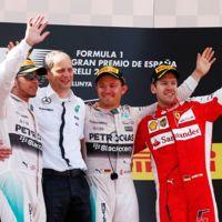 Rosberg obtiene su primera victoria del año en el Gran Premio de España