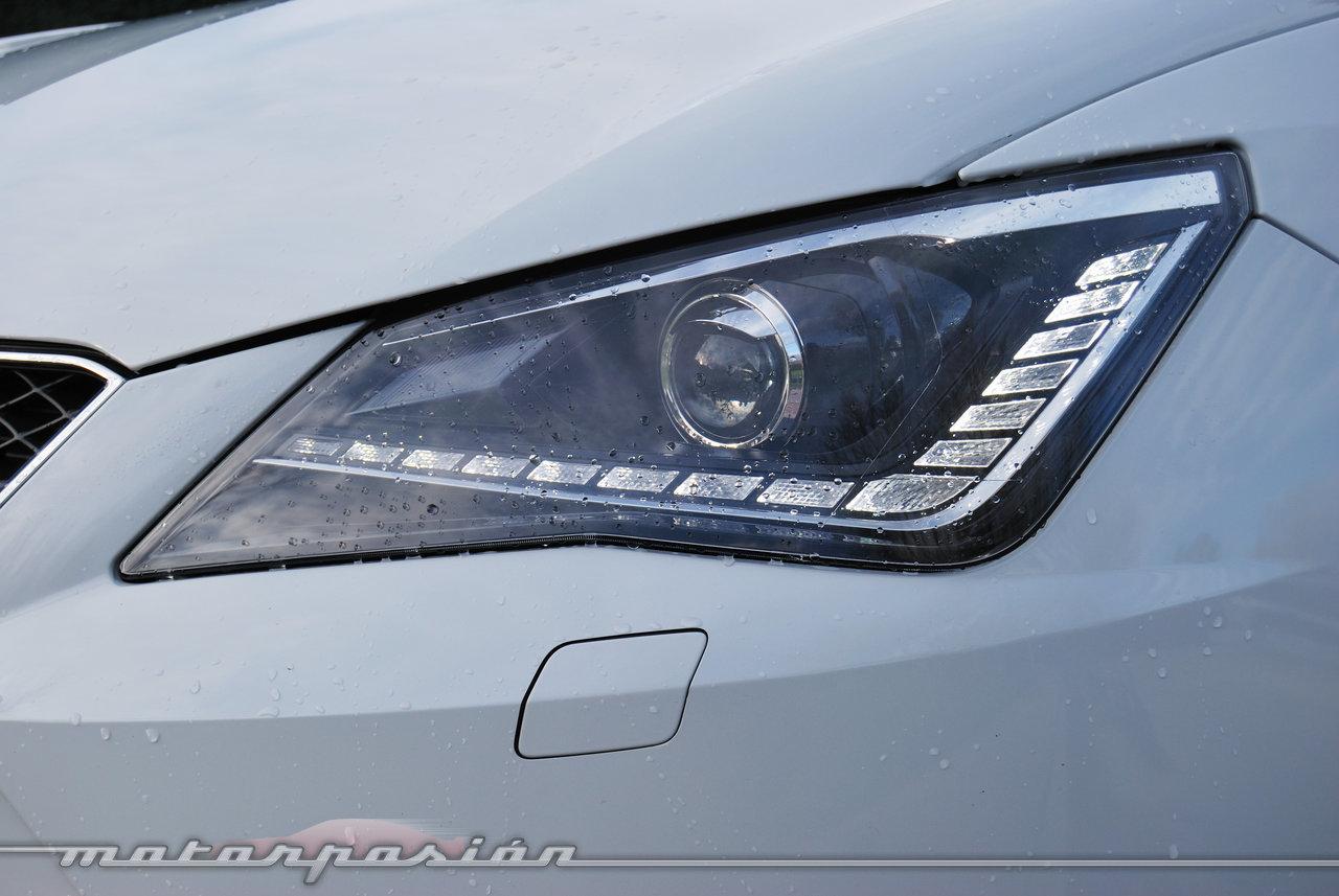 Foto de SEAT Ibiza 1.2 TSI FR (prueba) (9/33)