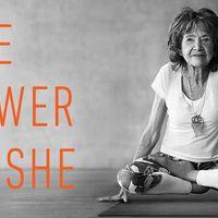 Nunca es tarde para ser modelo ni deportista, esta yogui es ambas cosas a sus 98 años