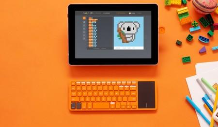Los niños (y mayores) ya se pueden construir un funcional portátil gracias al nuevo kit de Kano