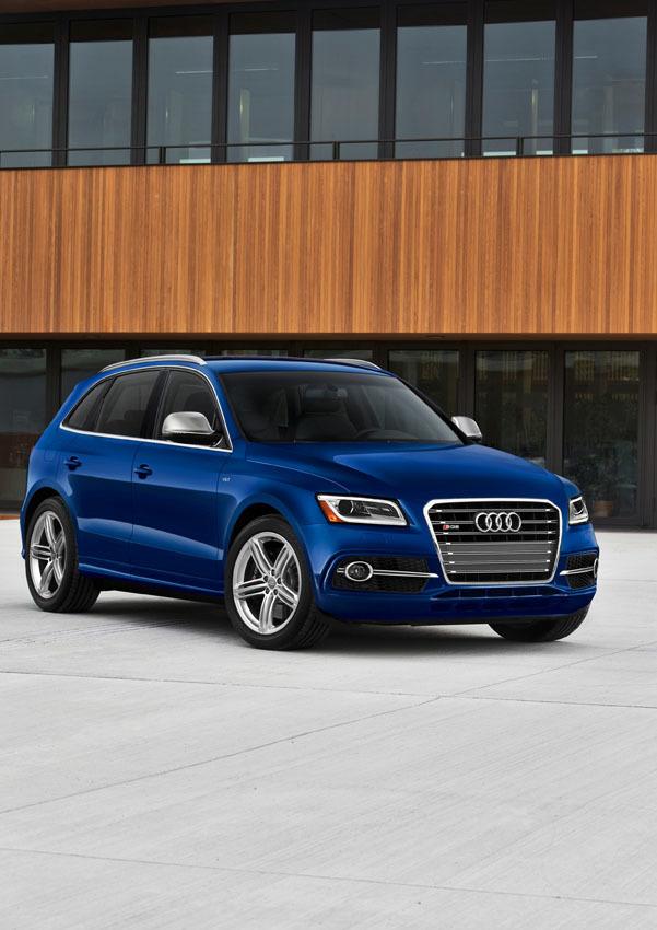 Foto de Audi SQ5 TFSI (4/12)