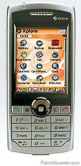 Xplore M70, con Palm OS