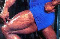 Sentadilla lateral para fortalecer las piernas