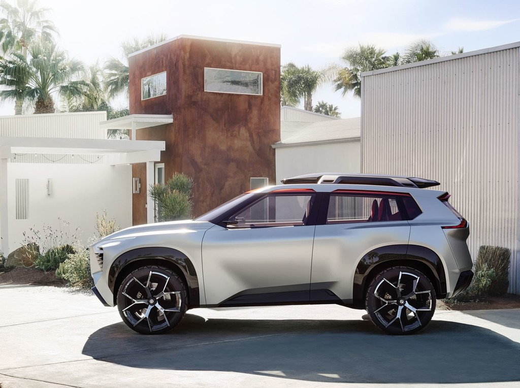 Nissan Xmotion Suv 2