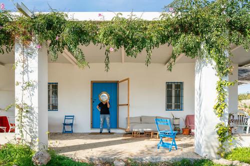 Una casa ruinosa en el desierto de Almería recupera su esencia después de una sabia rehabilitación