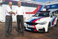 BMW M seguirá siendo coche oficial de MotoGP por mucho tiempo