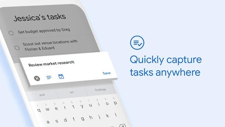 Google Tasks para Android ahora nos permite poner hora de inicio y crear tareas repetitivas