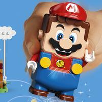 Así es LEGO Super Mario, el juguete electrónico diseñado para funcionar como un videojuego