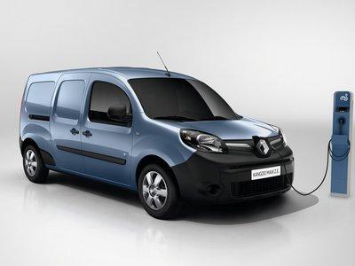 El Renault Kangoo ZE también actualizará sus baterías para aumentar su autonomía hasta los 270 kms NEDC