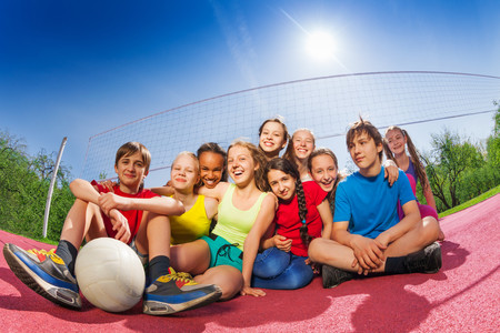 Deporte Adolescentes