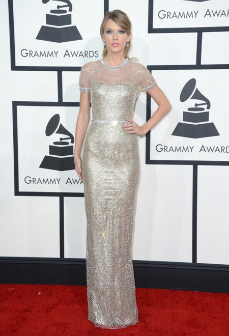 Taylor Swift Grammy 2014