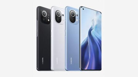 Diseno Xiaomi Mi 11