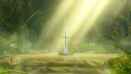 The Legend Of Zelda Breath Of The Wild aniversario vida extra