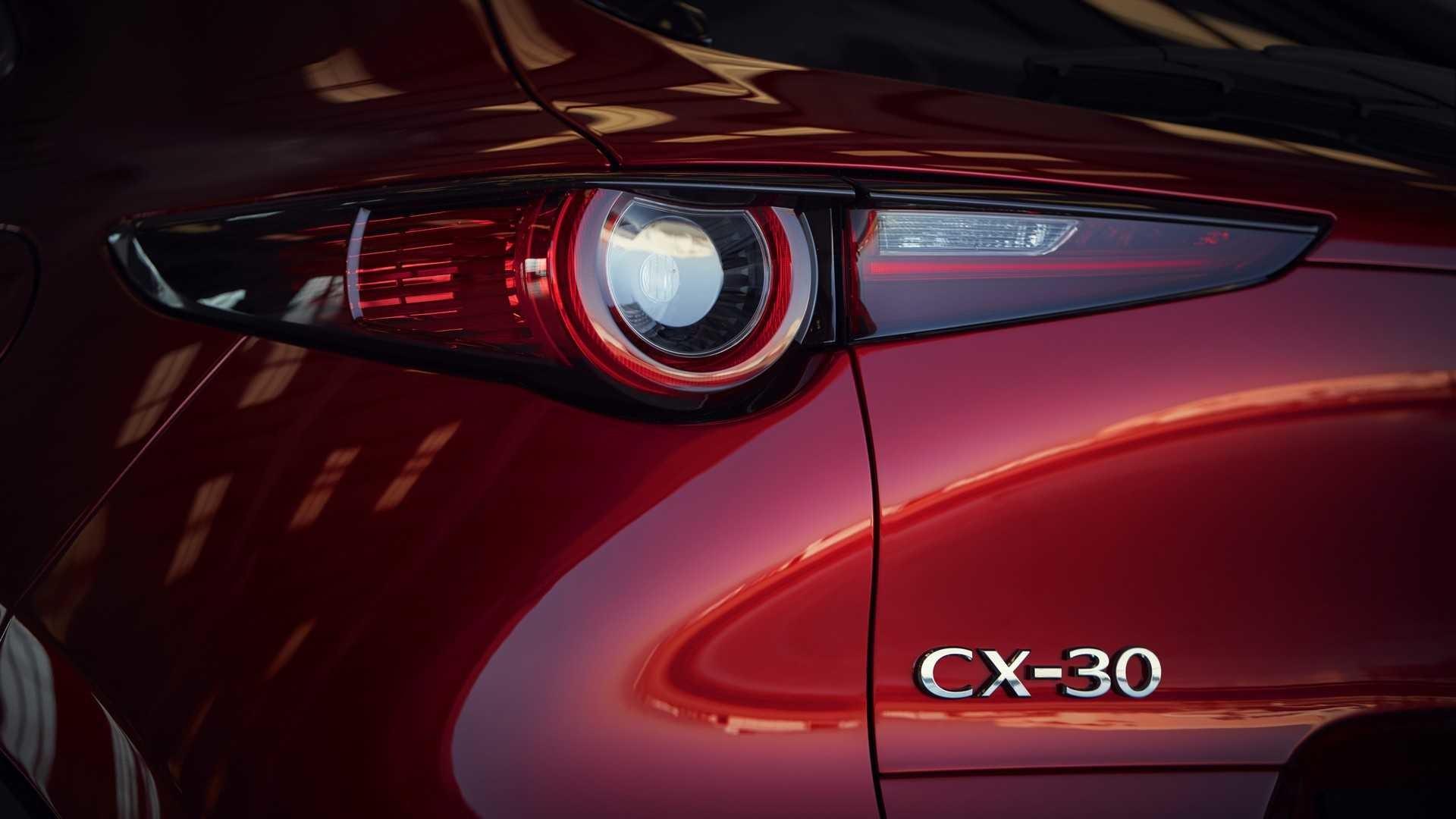 Foto de Mazda CX-30 (15/20)