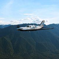 """Garmin tiene un nuevo """"piloto automático"""" para aviones pequeños que permite aterrizarlos en caso de que el piloto no pueda hacerlo"""
