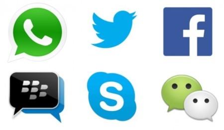 2013: el año de las apps de mensajería instantánea, protagonistas frente a las redes sociales