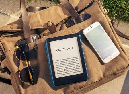 Los lectores de libros electrónicos Kindle y Kindle Paperwhite están de oferta en Amazon desde 74,99 euros
