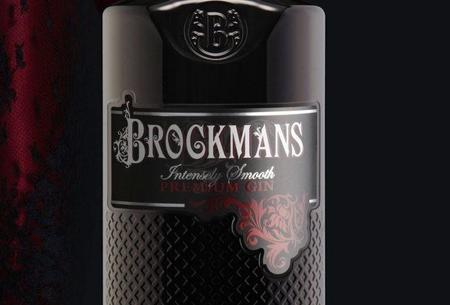 Nuevo diseño de Brockmans Gin, un oscuro objeto del deseo